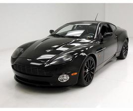 FOR SALE: 2006 ASTON MARTIN VANQUISH IN MORGANTOWN, PENNSYLVANIA