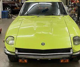 FOR SALE: 1973 DATSUN 240Z IN CARNATION, W