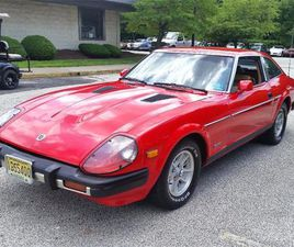 FOR SALE: 1980 DATSUN 280ZX IN STRATFORD, NEW JERSEY