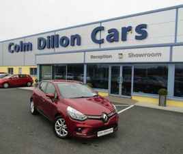 RENAULT CLIO DYNAMIQUE NAV 1.2 PETR 4DR FROM 46 FOR SALE IN DONEGAL FOR €13,000 ON DONEDEA