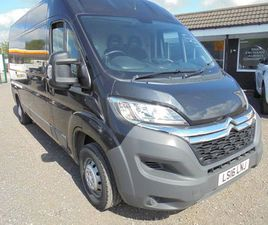 £7,899 +VAT | CITROEN RELAY 2.2