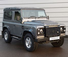 2015 LAND ROVER DEFENDER 90 TD LANDMARK