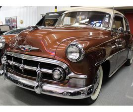 FOR SALE: 1953 CHEVROLET BEL AIR IN FORT WORTH, TEXAS