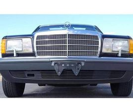 1991 MERCEDES-BENZ 300SEL LOW MILES NUMBERS MATCHING