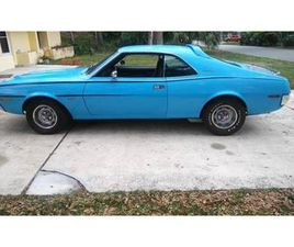 FOR SALE: 1970 AMC JAVELIN IN CADILLAC, MICHIGAN