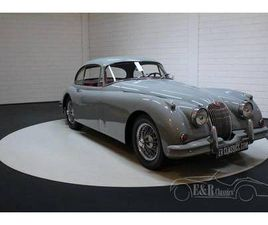 1959 JAGUAR XK-150 FHC 1959 MATCHING NUMBERS