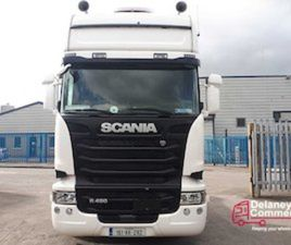 2016 SCANIA R450 4X2 TOPLINE FOR SALE IN KILDARE FOR € ON DONEDEAL