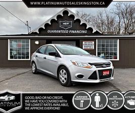 USED 2014 FORD FOCUS S