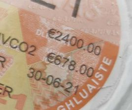 REDUCE YOUR ROAD TAX & BIK FOR SALE IN LONGFORD FOR €1 ON DONEDEAL