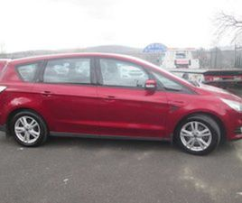 FORD S-MAX ZETEC 2.0 TDCI, 7 SEATER 2016 FOR SALE IN WEXFORD FOR €15750 ON DONEDEAL