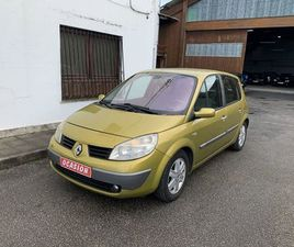 RENAULT SCENIC 1.9 DCI CONFORT EXPRESSION 88 KW (120 CV)