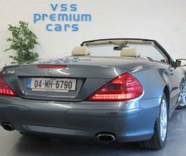 MERCEDES-BENZ SL-CLASS, 2004 AUTO FOR SALE IN MEATH FOR €10950 ON DONEDEAL