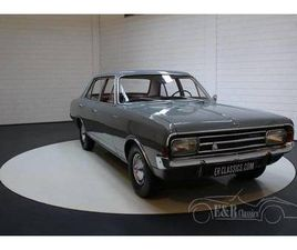 1967 OPEL REKORD FOR SALE