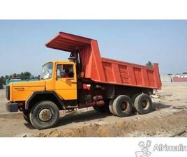 CAMION BENNE IVECO 10 ROUES