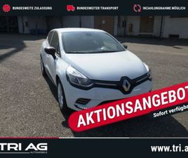 RENAULT CLIO COLLECTION TCE 90 KEYLESS KLIMA TEMP PDC LE
