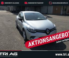 RENAULT CLIO COLLECTION TCE 90 KEYLESS RDC KLIMA SHZ TEM