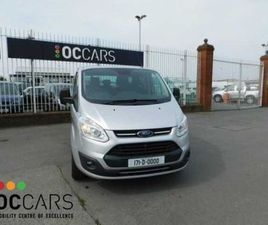 WHEELCHAIR ACCESSIBLE - FORD CUSTOM FOR SALE IN DUBLIN FOR €25,950 ON DONEDEAL