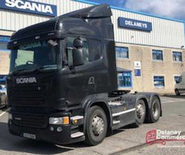 2015 SCANIA R450 6X2 REAR STEER. FOR SALE IN KILDARE FOR € ON DONEDEAL