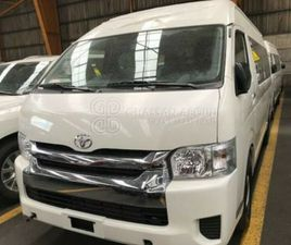 TOYOTA HIACE HR 2.5 D EXPORT OUTSIDE OF EU