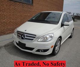 USED 2009 MERCEDES-BENZ B-CLASS B 200