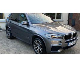 2016 (162D) BMW X5 25D M-SPORT X-DRIVE