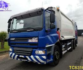 ② DAF CF 75 360 EURO 4 (BJ 2009) - CAMIONS