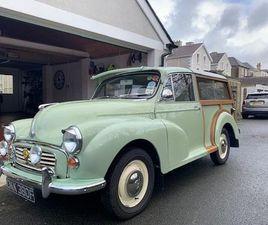 1968 MORRIS MINOR TRAVELLER AUTO