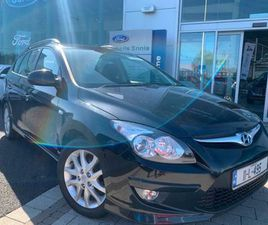 HYUNDAI I30 1.6 DELUXE ESTATE - V. SPACIOUS FOR SALE IN CLARE FOR €6,950 ON DONEDEAL