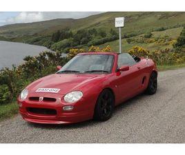2000 MG F