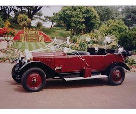1925 DE DION-BOUTON TYPE G 13/30HP