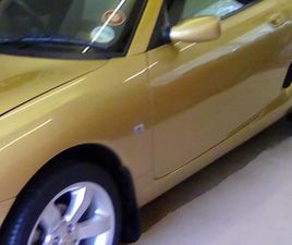 2001 MG F