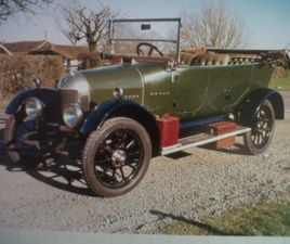1923 MORRIS OXFORD BULLNOSE OPEN TOURER