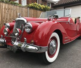 1950 RILEY RMC ROADSTER
