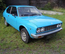 1976 FIAT 128 128 3P BERLINETTA