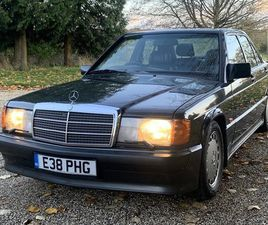 1988 MERCEDES-BENZ 190 E 2.3 16V COSWORTH