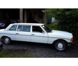1982 MERCEDES-BENZ 240 W123 240D AUTO LIMOUSINE