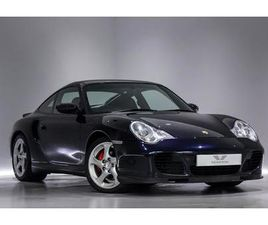 2003 PORSCHE 911 TURBO TIPTRONIC S AUTO
