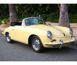 1964 PORSCHE 356 CABRIOLET