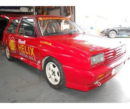 1989 VOLKSWAGEN GOLF RALLYE G60 4X4 GROUP N RALLY CAR