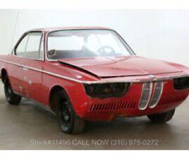1966 BMW 2000CS