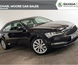 SKODA SUPERB STY 1.6TDI 120HP DSG 4D FOR SALE IN WESTMEATH FOR €35950 ON DONEDEAL