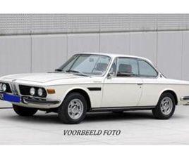 BMW OVERIGE 3.0 CS HANDGESCHAKELD #UNDERRESTAURATION UIT 01-06-1972 AANGEBODEN DOOR DE CRO