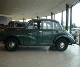 MORRIS MINOR UIT 1956 AANGEBODEN DOOR AUTOBEDRIJF DE DIJK B.V.