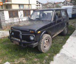 CARS.BG - LADA NIVA 1.9D 4×4, 3400 ЛВ., ДИЗЕЛ