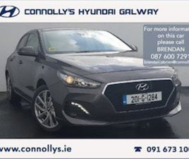 HYUNDAI I30 FASTBACK DIESEL 5DR FOR SALE IN GALWAY FOR €24900 ON DONEDEAL