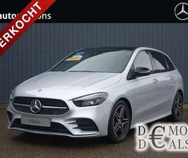 MERCEDES-BENZ B 220 AUT LAUNCH EDITION / AMG / PANO / NIGHT / MBUX