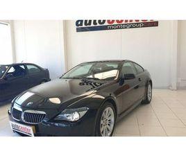 BMW SERIE 6 645 CI AUT. DEPORTIVO O COUPÉ DE SEGUNDA MANO EN ALICANTE | AUTOCASION
