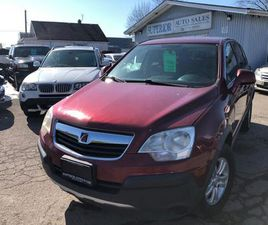 USED 2008 SATURN VUE XE FULLY CERTIFIED!