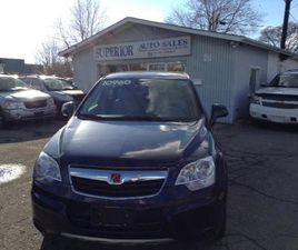 USED 2009 SATURN VUE HYBRID FULLY CERTIFIED!