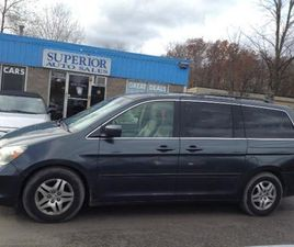 USED 2005 HONDA ODYSSEY EX-L FULLY CERTIFIED!